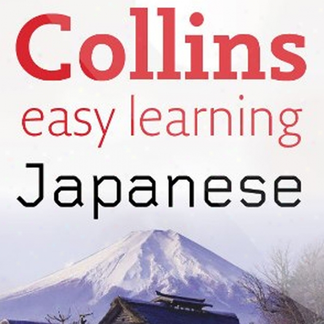 Collins Easy Learning Audio Course: Easy Learning Japanese (unabrdged)