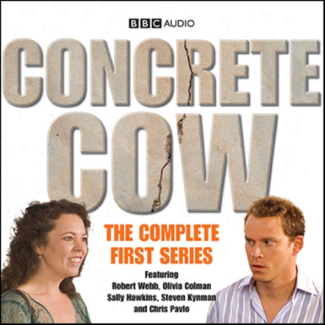 Concrete Cow: The Complete First Serids