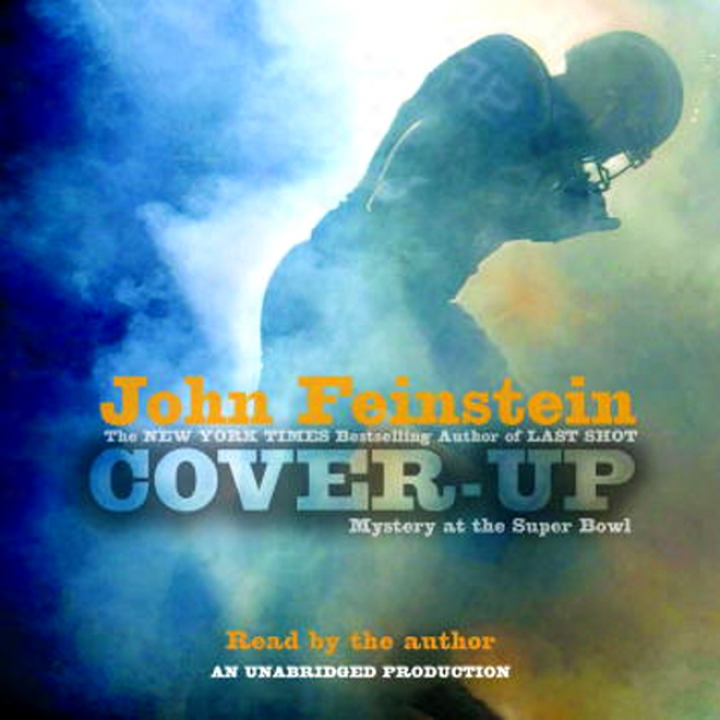Cover-up: Mystery At The Super Bowl (unabridged)