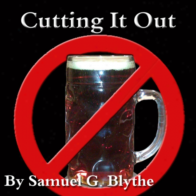 Cutting It Out (unabridged)