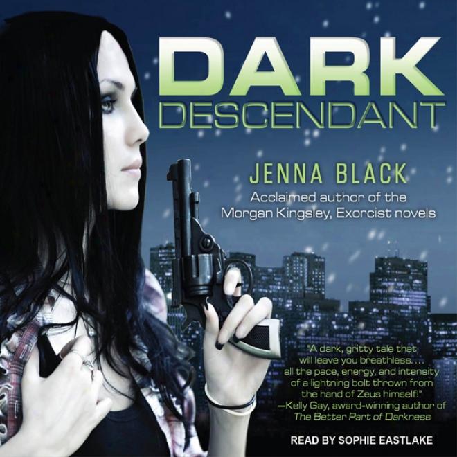 Dark Descendant: Nikik Glass, Book 1 (unabridged)