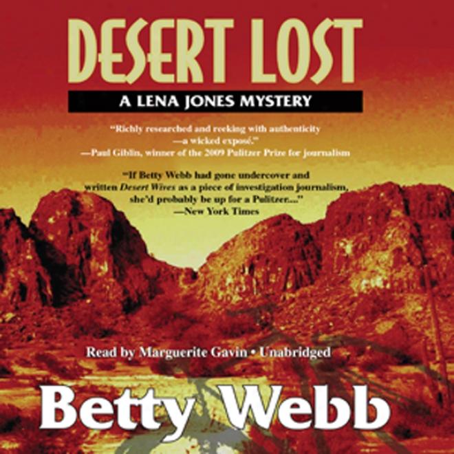 Desert Lost (unabridged)