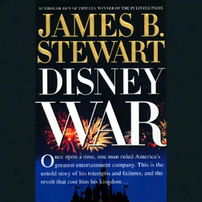 Disneywar (unabridged)