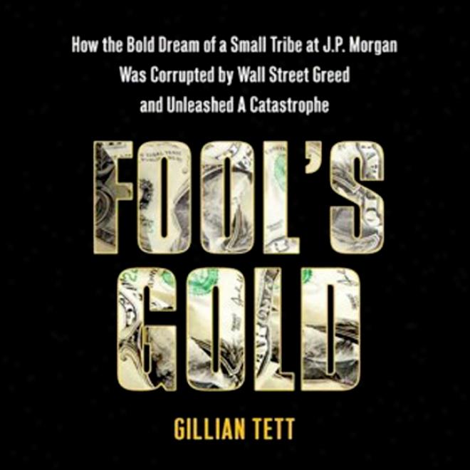 Fool's Gold (unabridged)