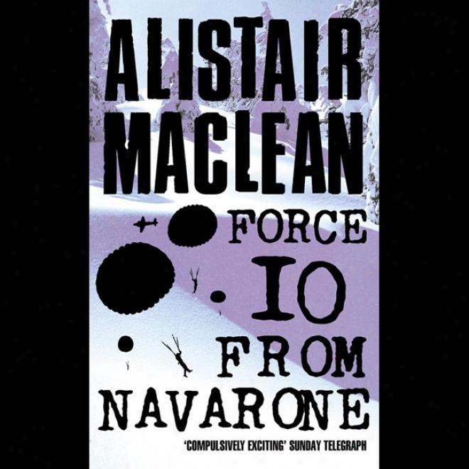 Violence 10 From Navarone