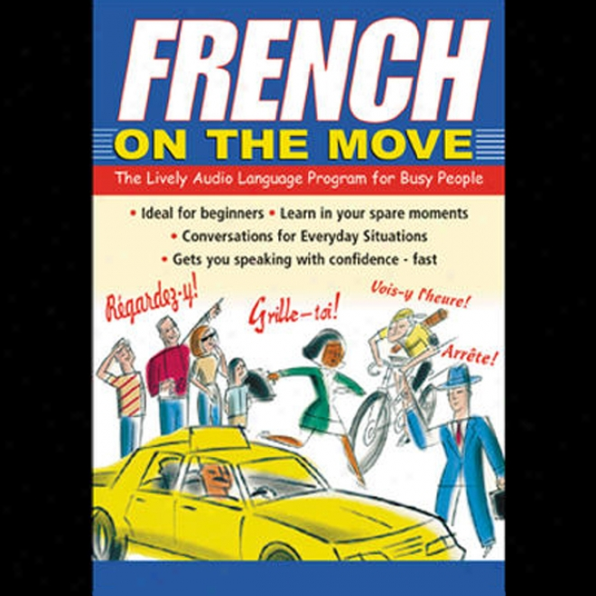 French On The Move (unabridged)