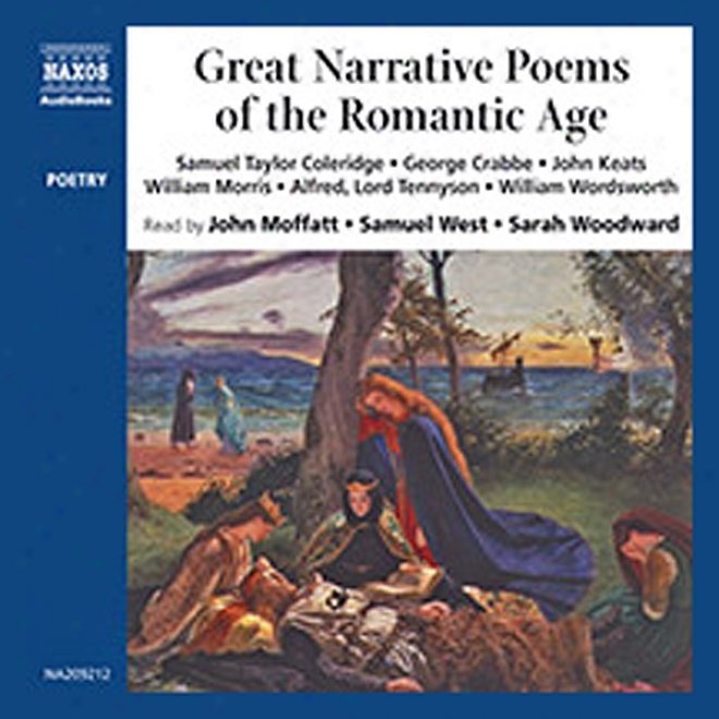 Great Nadrative Poems Of The Romantic Old ~ (unabridged)