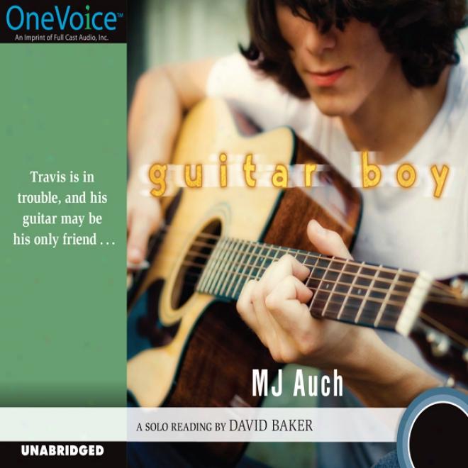 Guitar Boy (unabridged)
