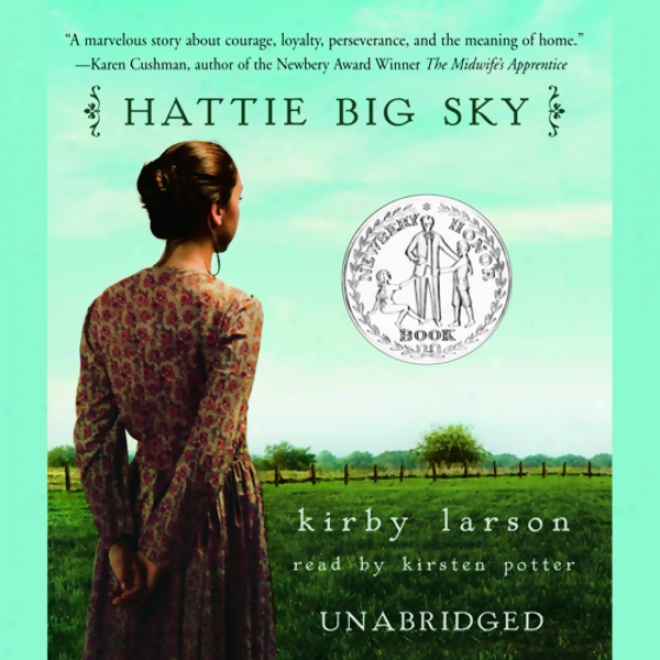 Hattie Big Sky (unabridged)