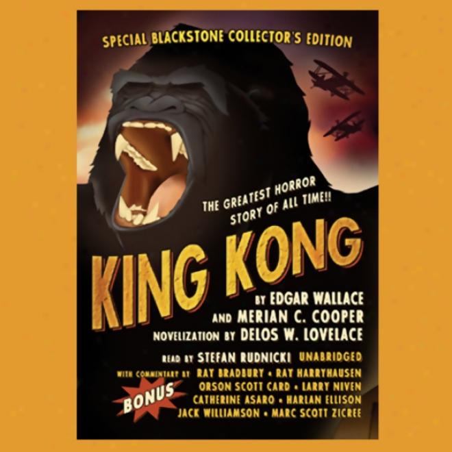 King Kong( unnabridged)