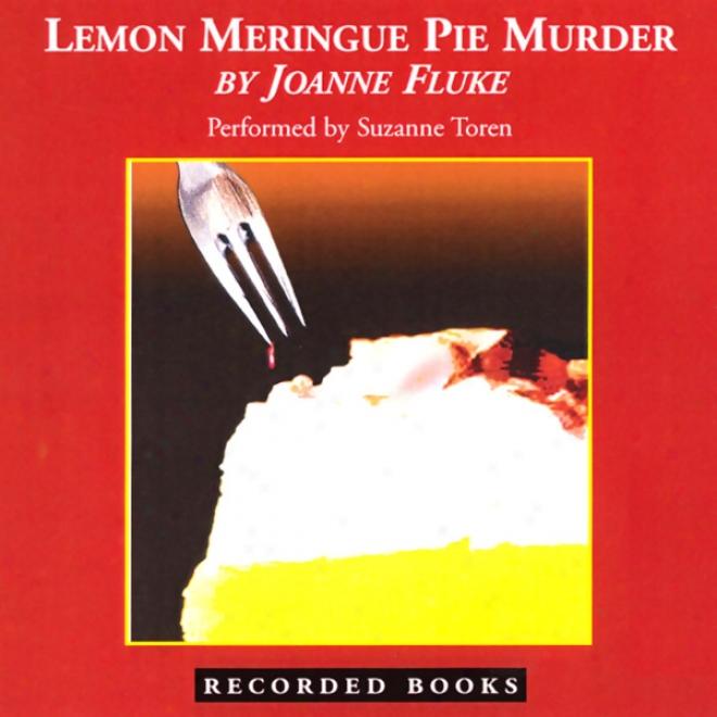 Lemon Meringue Pie Murder (unabridged)