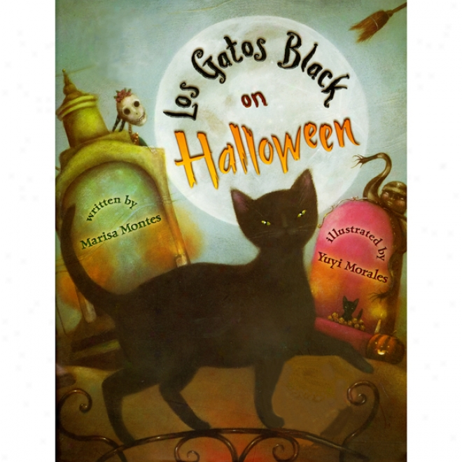 Los Gatos Black On Halloween (unabridged)