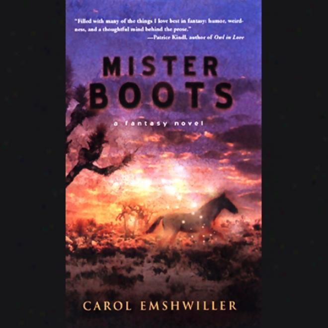 Mister Boots (unabridged)