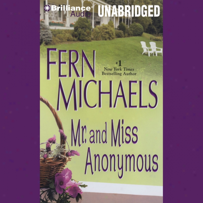 Mr. And Miss Anonymous (unabridgrd)