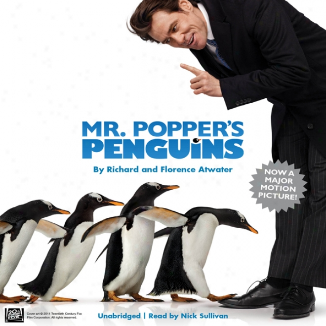 Mr. Popper's Penguihs (unabridged)