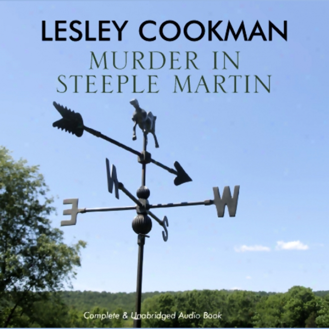 Murder In Steeple Martin (unabridged)