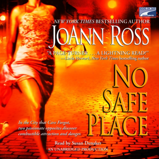 No Safe Place (unabridged)
