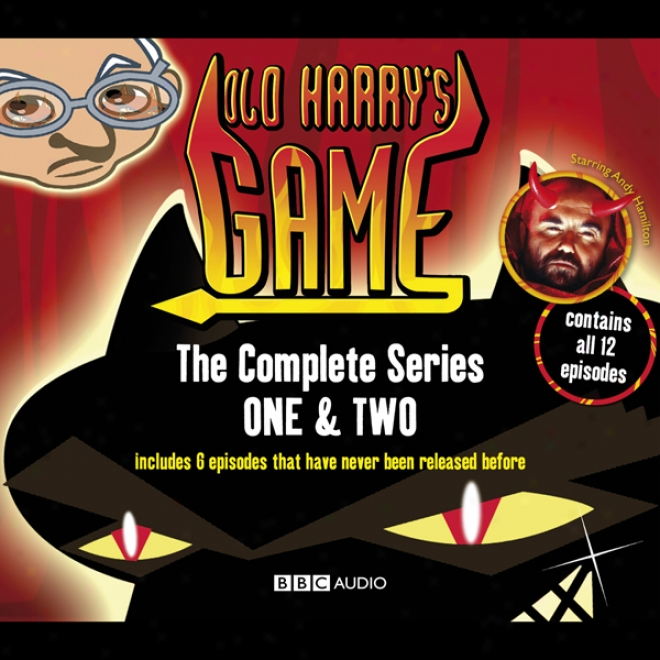 Old Harry's Game: The Complete Series 1 & 2 (unabridged)