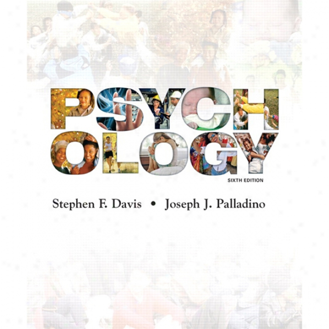 Psychology, 6/e (unabridged)