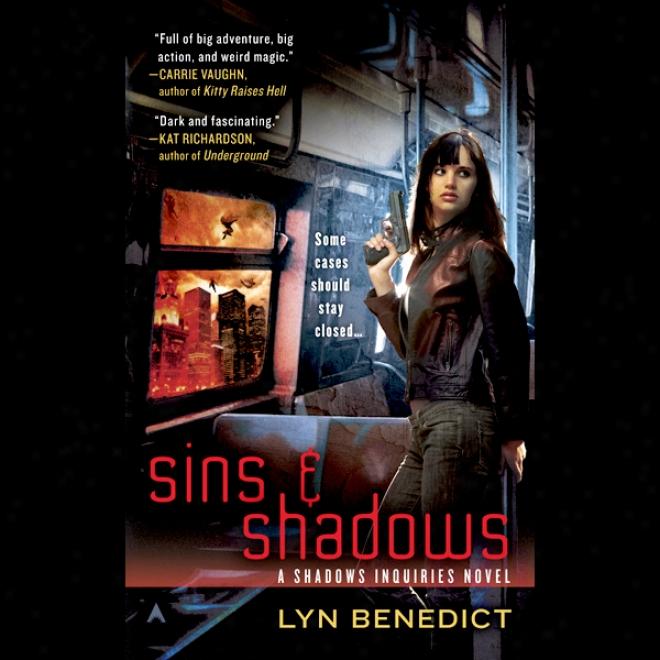 Sins & Shadows: A Shadows Inquiries Novel (unabridged)
