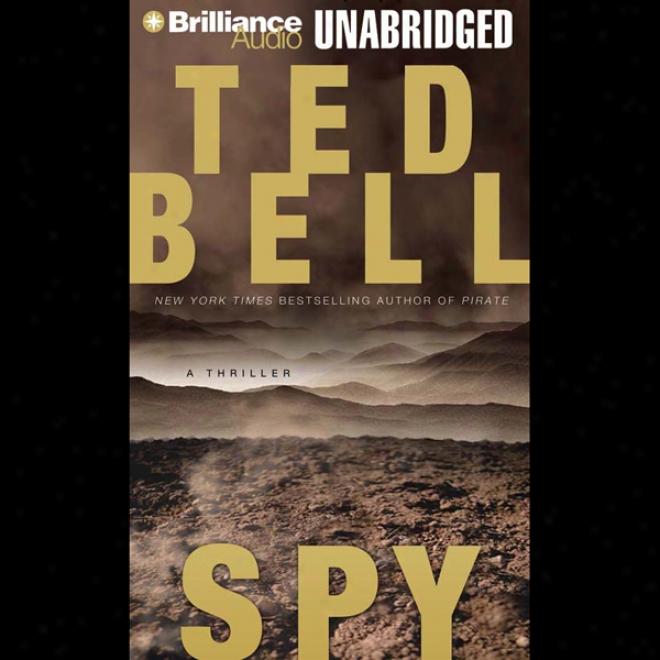 Spy:: An Alex Hawke Thriller (unabridged)