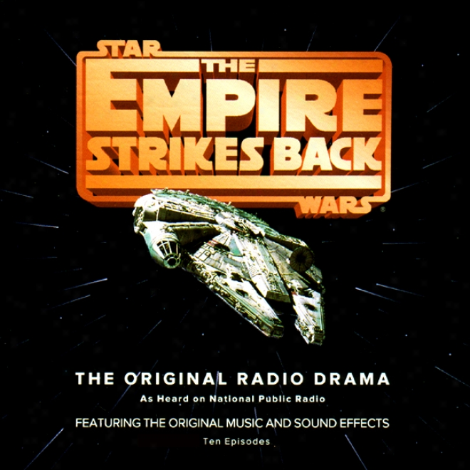 Star Wars: The Empire Strikes Back (dramatized)