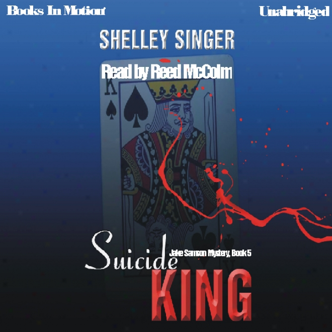 Suicide King: Jake Samson Series, Book 5 (unabridged)