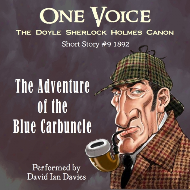 The Adventure Of The Blue Carbuncle (unabridged)