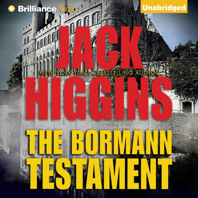 The Bormann Testament (unabridged)