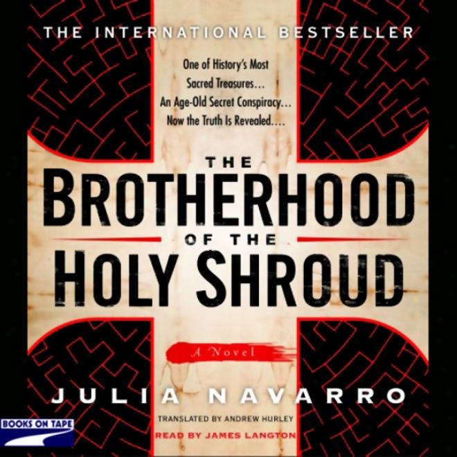 The Bdotherhood Of The Holy Shroud (unabridged)
