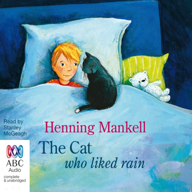 The Cat Who Liked Rain (unabridged)