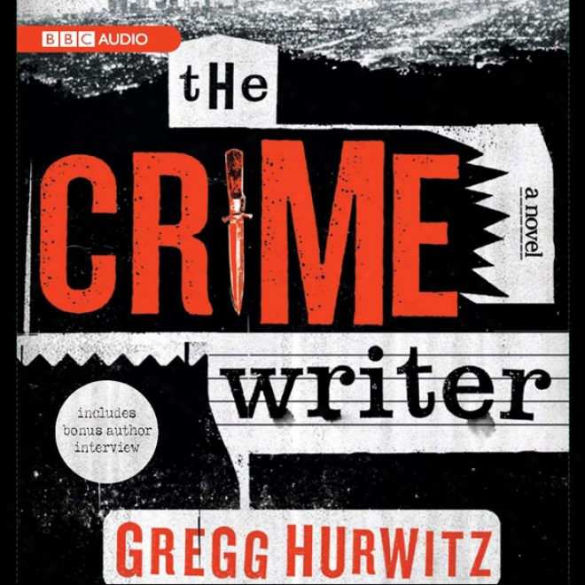 The Crime Writer (unabridged)