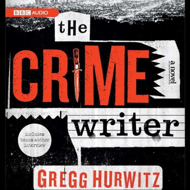 The Crime Writer (unabridged)
