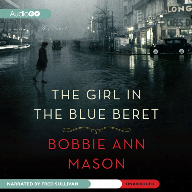 The Girl In The Blue Bret: A Novel (unabridged)