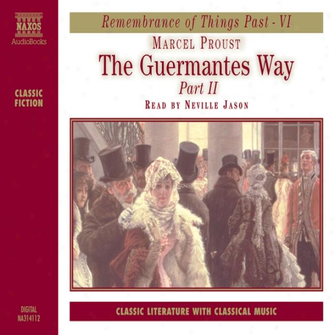 The Guermantes Course, Part 2