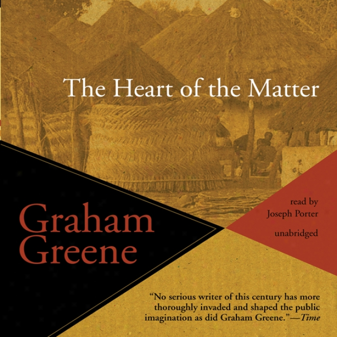 The Courage Of The Matter (unabridged)