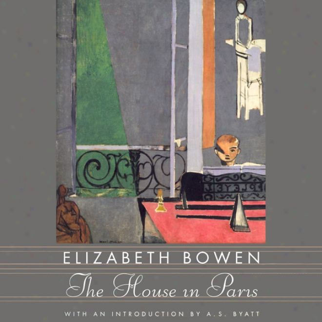 The House In Paris (unabridged)