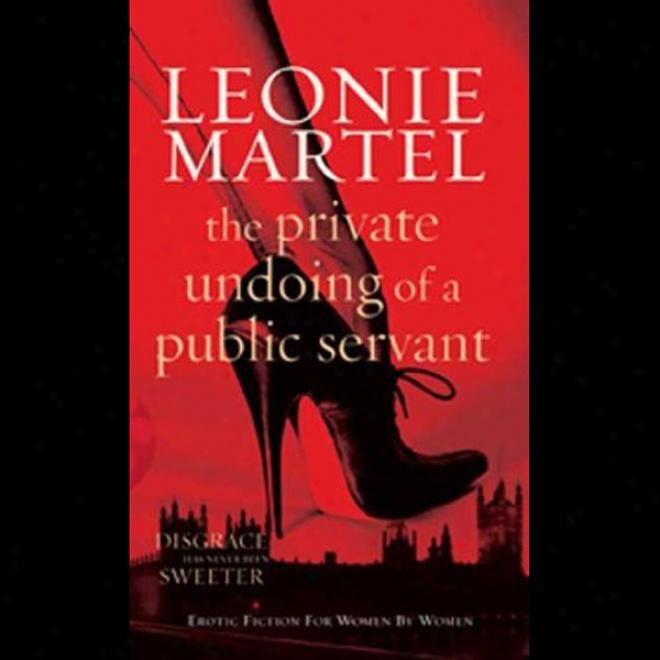 The Private Undoing Of A Public Servant (unabridged)