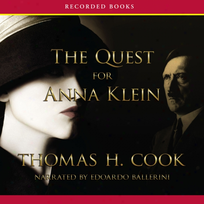 The Inquiry For Anna Klein (unabridged)