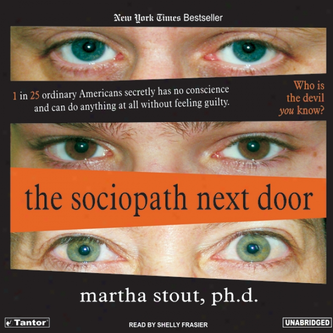 The Sociopath Next Door (unabridged)