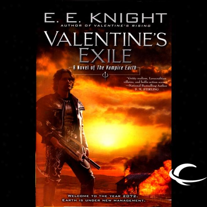 Valentine's Exile: The Vampire Earth, Book 5 (unabridged)