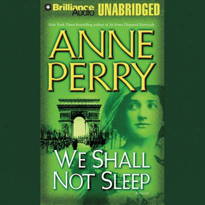 We Shall Not Sleep: A Universe War One Novel #5 (unabridged)