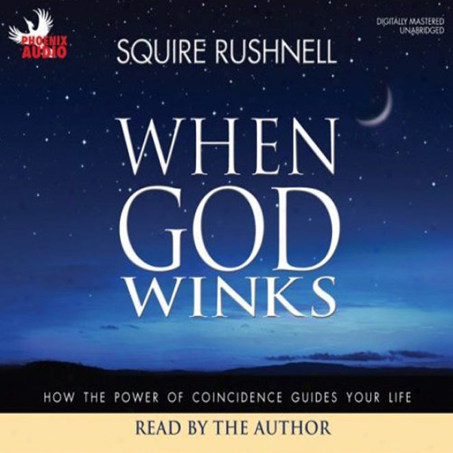 When God Winks At You: How God Speaks Directly To You Through The Power Of Coincidence (unabridged)