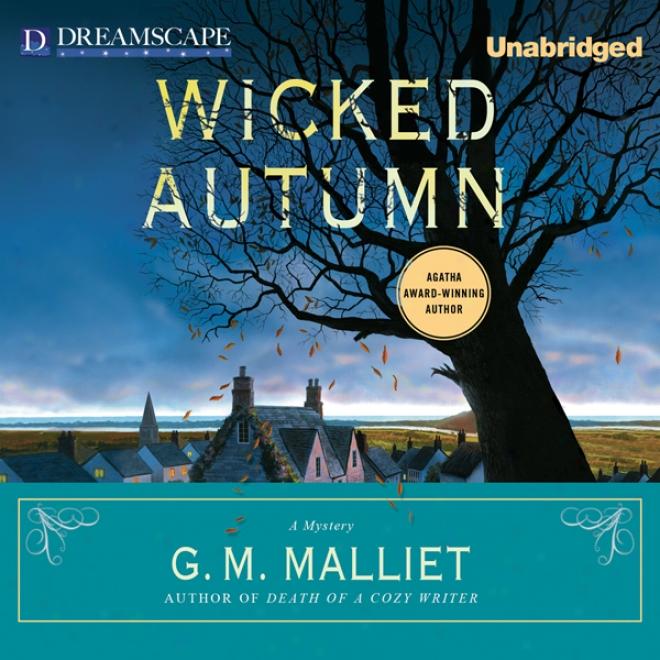 Wicked Auumn: A Max Tudor Novel (unabridgex)