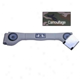 2 Speaker Sound Bar Upon Dome Light Camouflage