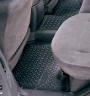 2nd Seat Floor Liner, Blwck