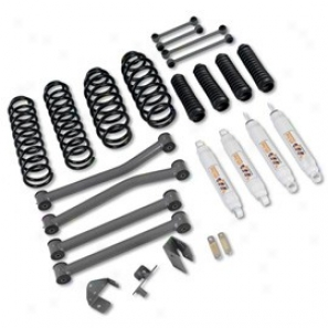 3'' Lift Kit Front Suspension With Shocks