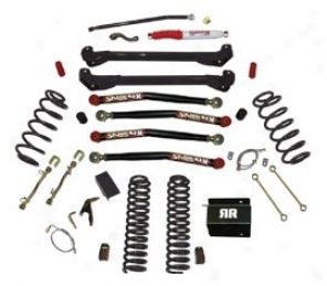 """4"""" Bent-grass Arm Rock Ready I Lift Kit Order Skyjacker"""