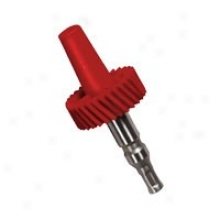 41 Tooth Extended Speedometer Gear Red