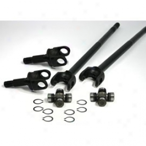Alloy Usa Ef~ery Axle Kit, Dana 44 30-spline, 4340 Chromoly